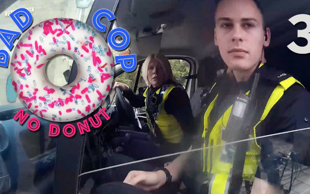 Bad Cop No Donut 3 and Your Stay Out of Jail Card for Filming the Police in Public