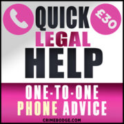 Quick Legal Help Phone Service